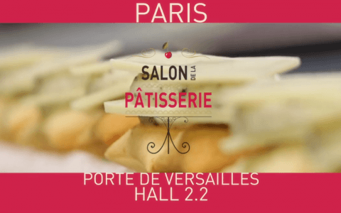 Le Salon de la Pâtisserie Paris 2019