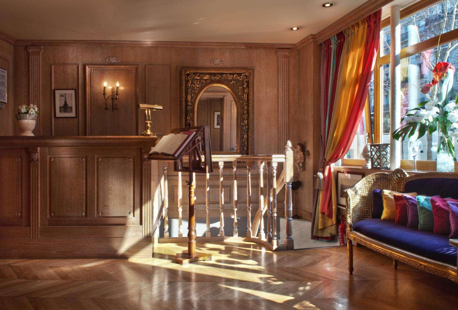 Hotel de la Motte Picquet Paris - Servizi - Albergo Centro di Parigi